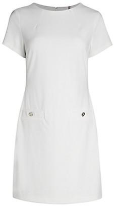 Tommy Hilfiger Scuba Crepe Pocket Dress