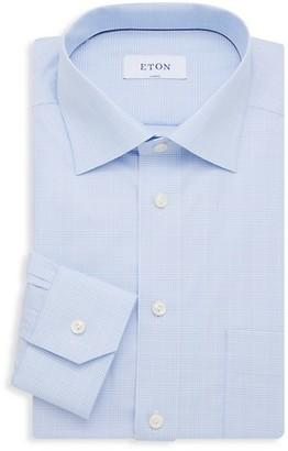 Eton Classic Button-Down Dress Shirt