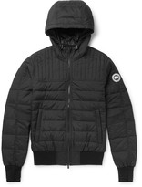 Canada Goose - Cabri Quilted Shell Hooded Down Jacket