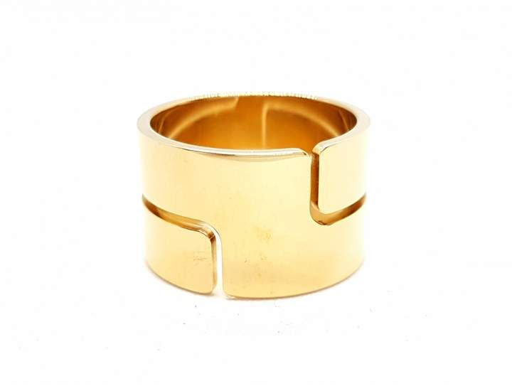 Dinh Van Seventies Gold Yellow gold Ring