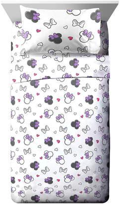 Disney Minnie Mouse 4-Pc. Full Sheet Set Bedding