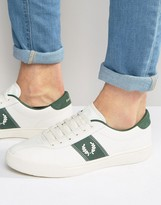 Fred Perry Logo Sneakers