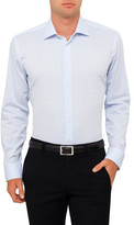 Calvin Klein Dobby Check Slim Fit Shirt