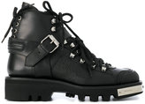 DSQUARED2 Hiking Combat boots