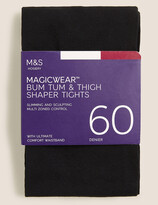 Marks and Spencer 60 Denier Magicwear Opaque Tights