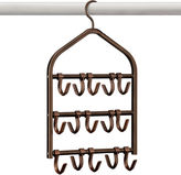 Lynk Double-Sided 15-Hook Accessory Organizer