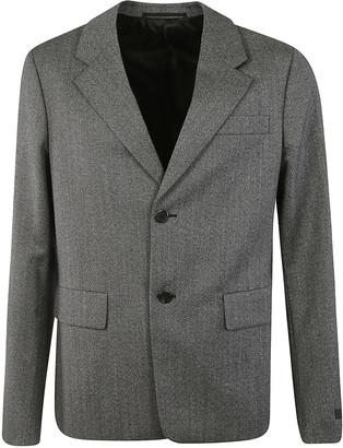 Prada Classic Fit Blazer