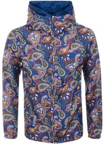 Pretty Green Ashworth Jacket Blue