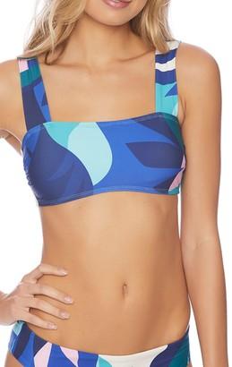 Splendid Lovina Removable Soft Cup Bandeau Bikini Top