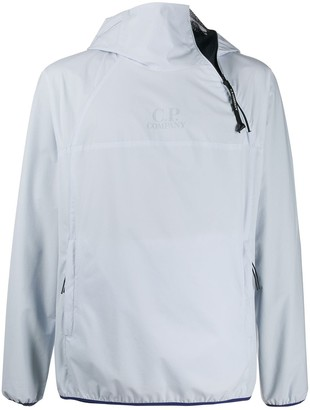 C.P. Company Side Zip Pullover