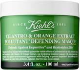 Kiehl's Cilantro & Orange Extract Pollutant Defending Mask