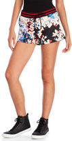 Juicy Couture Sport Quilted Solar Floral Shorts