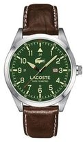 Lacoste Green Dial Strap Watch