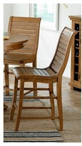 Progressive Willow Counter Dining Chair - Distressed Pine (Set Of 2)