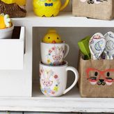 Sur La Table Hoppy Easter Mug