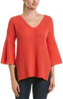 Michael Stars Bell-Sleeve Sweater