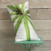 west elm Clinton Friedman Palm Pillow Cover
