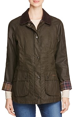 Barbour Classic Beadnell Waxed Cotton Jacket