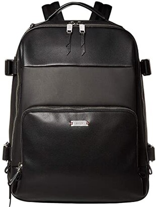 Bally Veltan/0 Backpack (Black) Backpack Bags