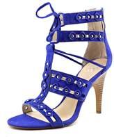 Vince Camuto Kazie Women US 8 Blue Sandals