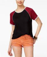 Rebellious One Juniors' Colorblocked T-Shirt