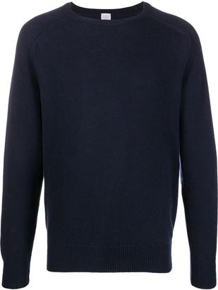 Eleventy Cashmere Long-Sleeve Jumper