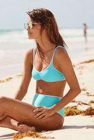 aerie Scoop Piping Bikini Top