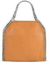Stella McCartney orange falabella mini tote