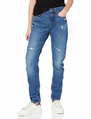 G Star Women's Arc 2.0 3D Mid Boyfriend Jeans