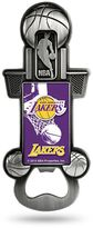 Los Angeles Lakers Party Starter Bottle Opener Magnet