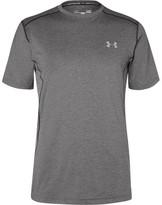 Under Armour Raid Heatgear Jersey T-shirt - Navy