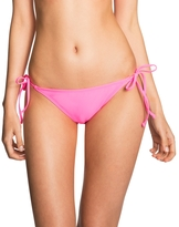 Aeropostale LLD Solid Side-Tie Bikini Bottom