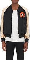 "Enfants Riches Deprimes Men's ""Chinese Rocks"" Silk Jacket-BLACK"