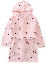 Aivtalk Kid's Hooded Bath Robe Thicken Sleepwear Pajamas, 2 - 7 Years