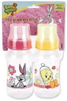 Looney Tunes 2-Pack Wide-Neck Bottles