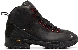 ROA Andreas distressed hiking boots