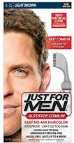 Just For Men AutoStop Men's Comb-In Hair Color