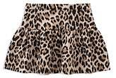 Kate Spade Girls' Leopard-Print Skirt - Little Kid