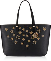 Henri Bendel West 57th E/W Star Studded Tote