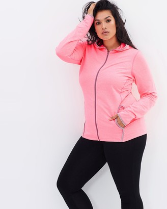 Curvy Chic Sports Airlie Hoodie