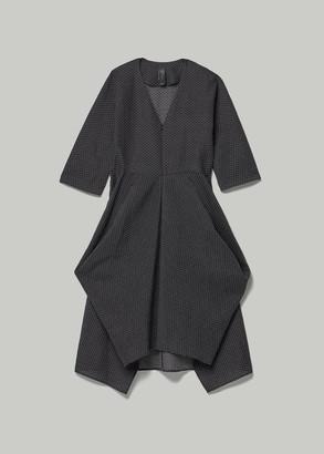 Zero Maria Cornejo Women's Nio Dress Polka Dot in Black Size 6