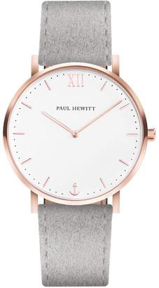 Paul Hewitt PH-SA-R-Sm-W-37S Sailor Line Grey Watch