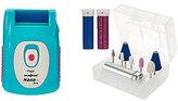 Emjoi Micro Pedi Nano Pro Callus Remover w/ Manicure Kit