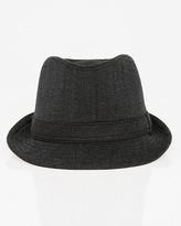 Le Château Wool Twill Fedora Hat