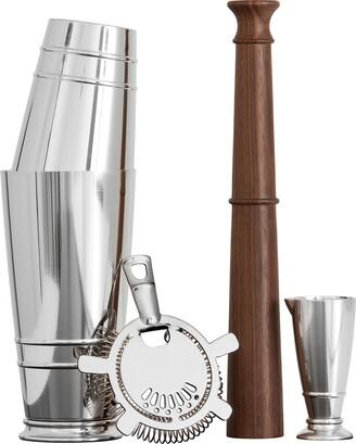 Fortessa Crafthouse 4Pc Shaker Set