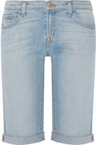 J Brand Beau stretch-denim shorts