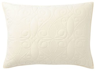 Pottery Barn Washed Cotton Quilted Shams