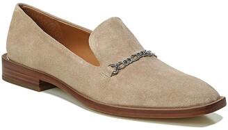 Franco Sarto Basha Chain Square Toe Loafer