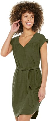 Sonoma Goods For Life Women's Belted Dolman Dress