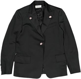 Wales Bonner Black Cotton Jacket for Women